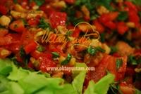 Cevizli Biberli Salata