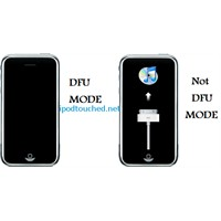 İphone Dfu Mode'dan Kurtarmak