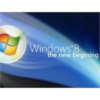Windows 8'de Bulunan Yeni Bir Özellik