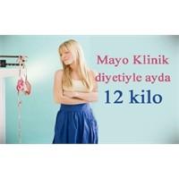 Mayo Klinik Diyetiyle Ayda 12 Kilo