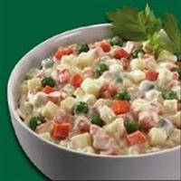 Rus Salatası Tarifi Nasıl Yapılır Gerekli Malzemel