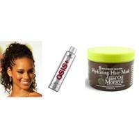 Kıvırcık Saç Bakımı Ve Ürünler