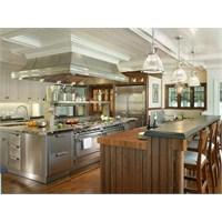 Gurmelere Özel Mutfak Tasarımları