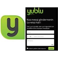 Yublu.Com Üzerinden Ücretsiz Sms Gönderin