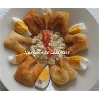 Kahvaltılık Hamur Kızartması Keçi Ayağı Tarifi
