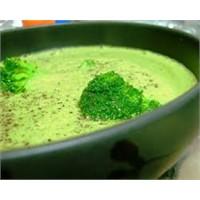 Diyet Brokoli Çorbası