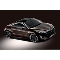 Peugeot Rcz Brownstone Limited Edition