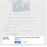 Google+ Gizlilik Ayarları