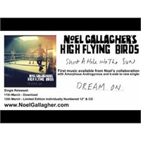 "Noel Gallagher ""Shoot A Hole İnto The Sun"""
