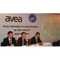 Avea İle Akıllı Belediye Projesi