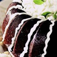 Nefis Çikolatalı Ve Cevizli Kek