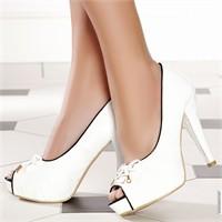 Platform Topuklu Ayakkabı Modası