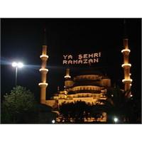 2011 Ramazanı Şikayetlerim