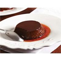 Çikolatalı Krem Karamel Tarifi