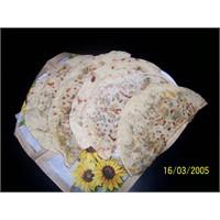 İspanakli Peynirli Sac Böreği