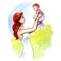 İlk Günlerde Yenidoğan Bebekle Başa Çıkmak İçin ;
