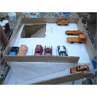 Karton Kutudan Araba Garajı