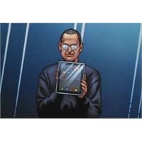 Steve Jobs'un Hayatı Çizgi Roman Oldu!