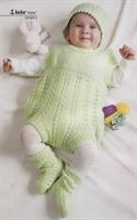 Örgü Bebek Tulum