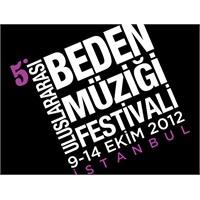 5. Uluslararası Beden Müziği Festivali