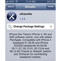 Ultrasn0w İos 6.1 İçin Güncellendi