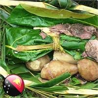 Papua Yeni Gine Mutfağı / Papua New Guinean Cuisin
