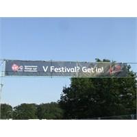 London Re-calling: V Festival!