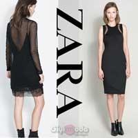 Zara 2013 Kış Elbiseleri