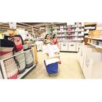 Çinlilerden Çakma İkea Mağazası