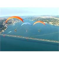 Yamaç Paraşütüyle Türkiye Turu