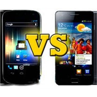 Google Nexus Prime Vs Samsung Galaxy S İi