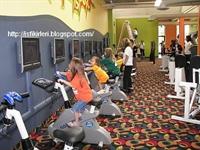 Çocuklara Yönelik Spor Salonu
