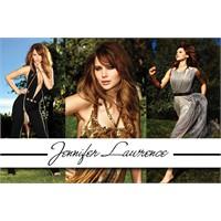 Haftanın Ünlüsü : Jennifer Lawrence