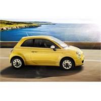 Avrupa'nın En Çevrecisi Yine Fiat!