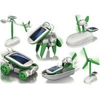 Güneş Enerjili Solar Robot Seti - Solar Robot Set