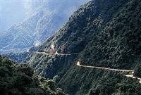 Dünyanın En Tehlikeli Yolları…