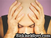Kellik-Saç Dökülmesi İçin Bitkisel Tedavi
