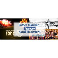 Taraftarlara Takımlarının Facebook Kapak Resimleri