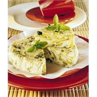 Hafif Diyet Yemeği:fırında Kabak Turtası