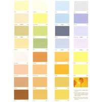 Marşal Boya Renkleri