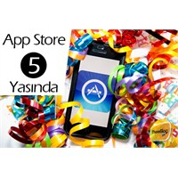 Apple'dan 5.Yıla Özel Süpriz Uygulama Ve Oyunlar!