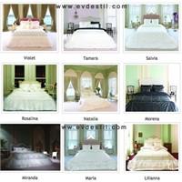 Brillant Home Yatak Örtüleri 2012