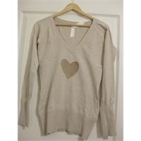 Diy - Kolay Kalp Aplike Sweater