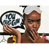 Londra Moda Haftası: Tırnak Süslemeleri