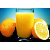 Saf Portakal Suyunun Faydaları