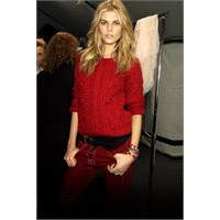 Moda: Kırmızı!