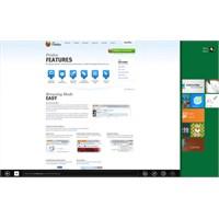 Firefox, Windows 8'e Özel Tarayıcı Geliştiriyor