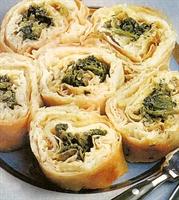 Sütlü Börek(pazılı)
