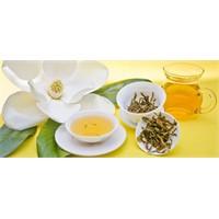 Gençliğin En Büyük Sırrı;beyaz Çay