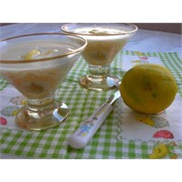 Limonlu Sütlaç